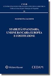 9788813370879 Stabilità finanziaria, unione bancaria europea e costituzione