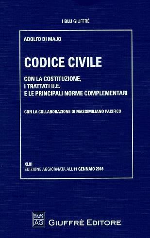 9788814225895 Codice civile
