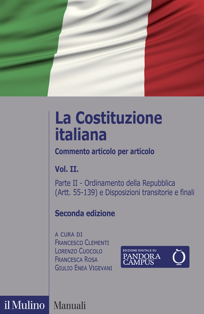 9788815292223 La Costituzione Italiana VOL 2