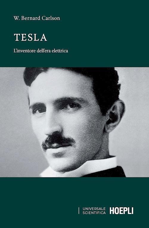 Tesla l'inventore dell'era elettrica