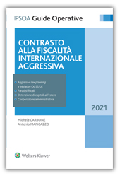 9788821776069 Contrasto alla fiscalità internazionale aggressiva