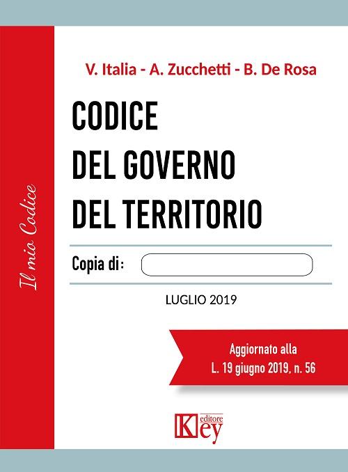 9788827904350 Codice del governo del territorio