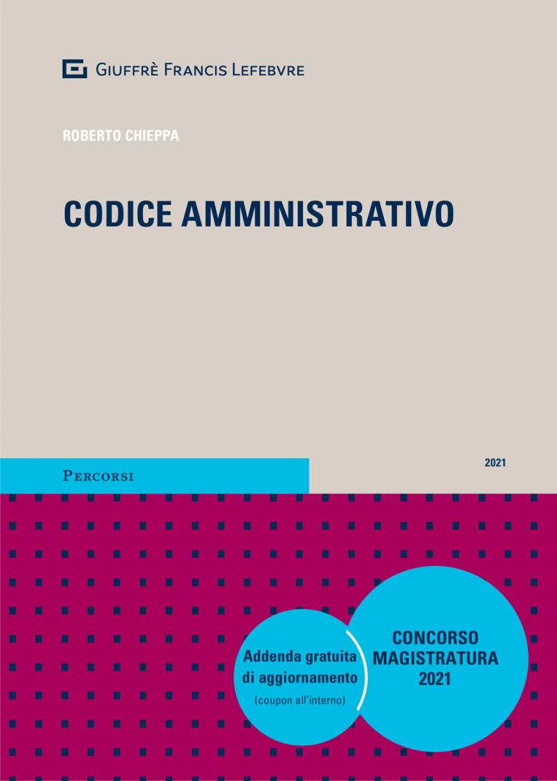 9788828818069 Codice amministrativo