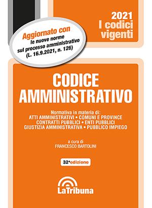9788829105342 Codice amministrativo VIGENTI