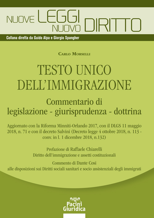 Testo unico sull'immigrazione