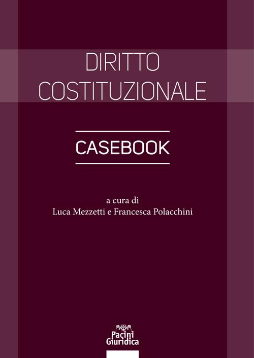 Diritto costituzionale casebook