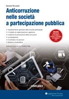 9788862193351 Anticorruzione nelle società a partecipazione pubblica