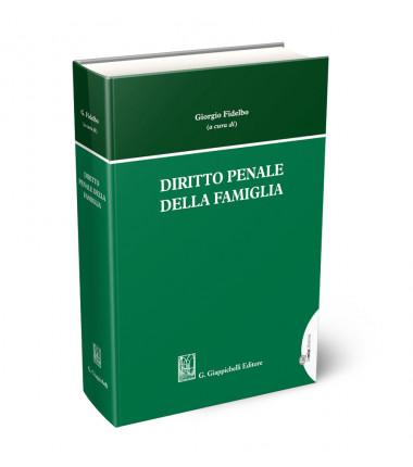 9788875244842 Diritto penale della famiglia