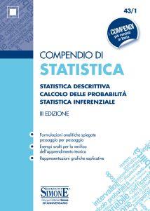 9788891417756 Compendio di statistica