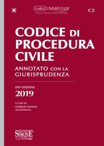 9788891421548 Codice di procedura civile annotato con la giurisprudenza