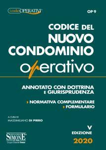 9788891423092 Codice del nuovo condominio operativo