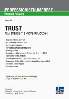 9788891620385 Trust temi emergenti e nuove applicazioni