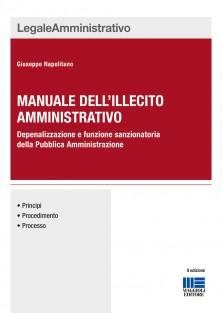 9788891620415 Manuale dell'illecito amministrativo