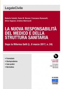 9788891621818 La nuova responsabilità del medico e della struttura sanitaria