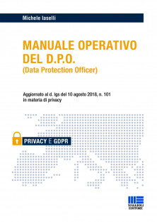 9788891630797 Manuale operativo del D.P.O. (data protection officer)