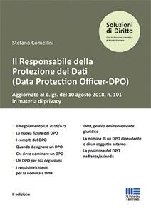 9788891631299 Il Responsabile della Protezione dei Dati  (Data Protection Officer-DPO)