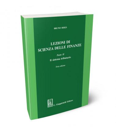 Lezioni di scienza delle finanze PARTE 2