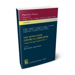 9788892120921 Una nuova legge contro la corruzione