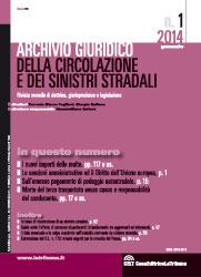 cc1_14499287836 Archivio giuridico della circolazione e dei sinistri stradali
