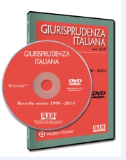 cc2_14475426065 Giurisprudenza italiana - DVD Raccolta delle Annate 1990-2014